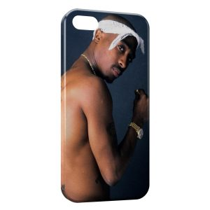 Coque iPhone 5C Tupac