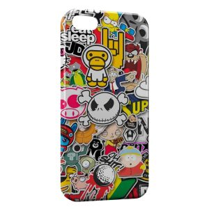 Coque iPhone 5C Ultimate Perso Power