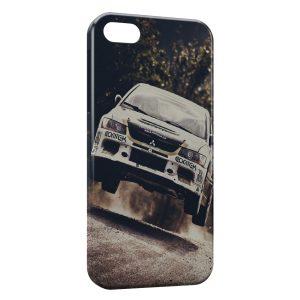 Coque iPhone 5C Voiture Rally 3