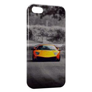 Coque iPhone 5C Voiture de luxe 7