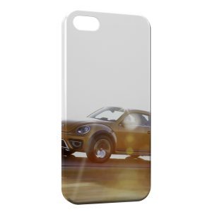 Coque iPhone 5C Volkswagen Beetle Voiture