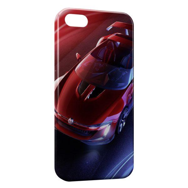 Coque iPhone 5C Volkswagen GTI Roadster concept car 2