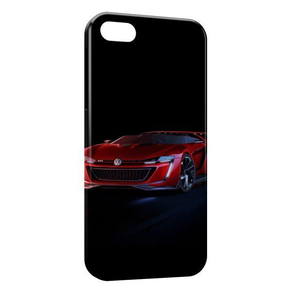 Coque iPhone 5C Volkswagen GTI Roadster concept car