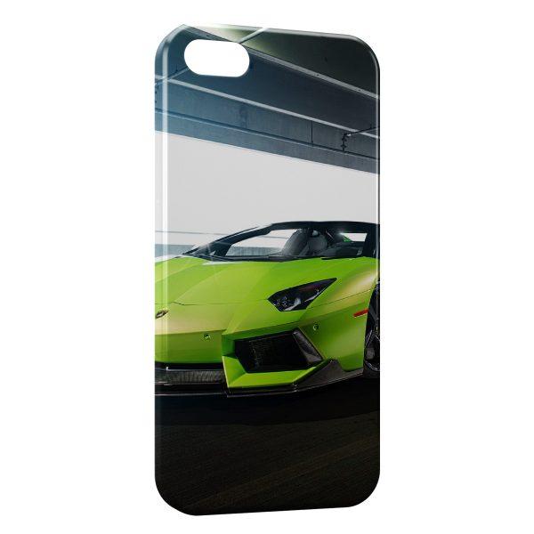 Coque iPhone 5C Vorsteiner Lamborghini Aventador 2014