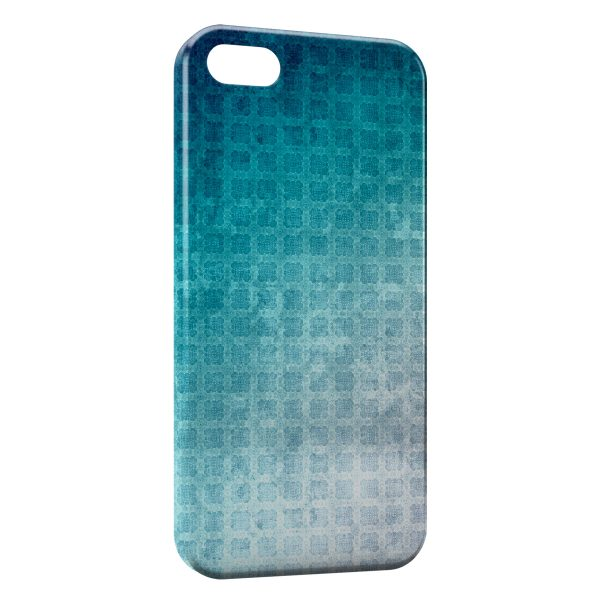 Coque iPhone 5C Water Mosaic