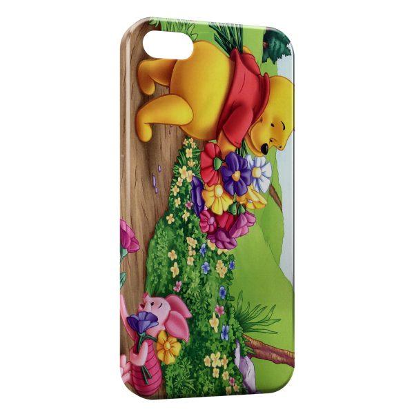 Coque iPhone 5C Winnie l'ourson 4