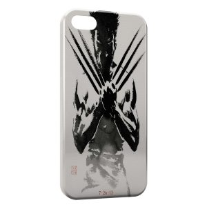 Coque iPhone 5C Wolverine