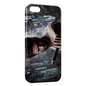 Coque iPhone 5C Wolverine2