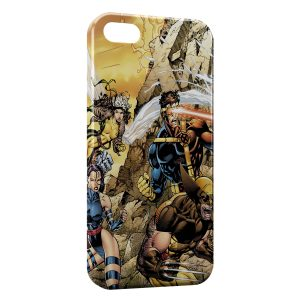 Coque iPhone 5C X-men Comic