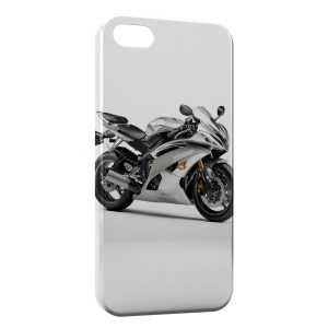 Coque iPhone 5C Yamaha R6 Moto