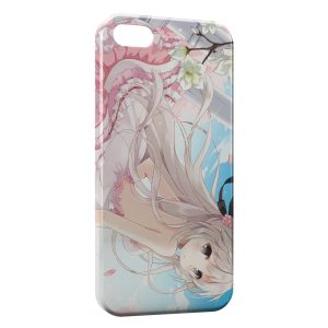 Coque iPhone 5C Yosuga No Sora Manga 2