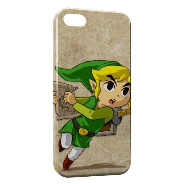 Coque iPhone 5C Zelda 600x600