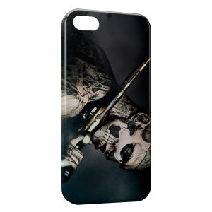 Coque iPhone 5C Zombie Roy