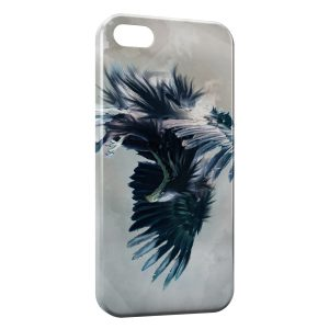 Coque iPhone 6 Plus & 6S Plus Aigle bleu
