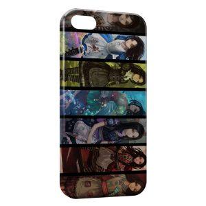 Coque iPhone 6 Plus & 6S Plus Alice au Pays des Merveilles 2