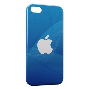 Coque iPhone 6 Plus & 6S Plus Apple Blue & White