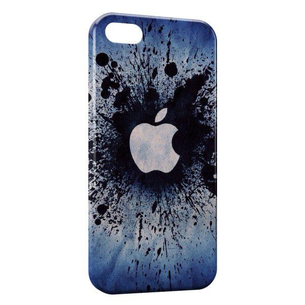 Coque iPhone 6 Plus & 6S Plus Apple Splash Logo Vintage