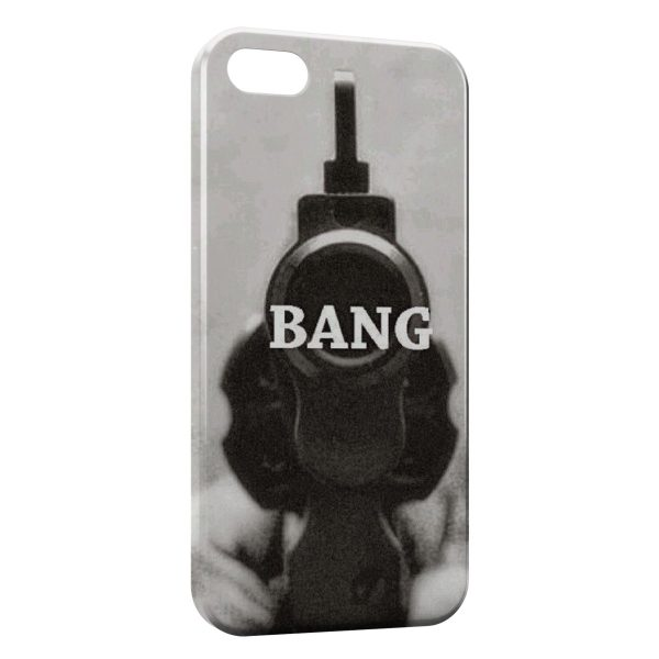 Coque iPhone 6 Plus & 6S Plus Bang Pistolet Vintage