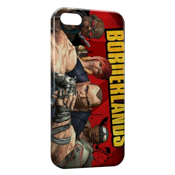 Coque iPhone 6 Plus & 6S Plus Borderlands Game