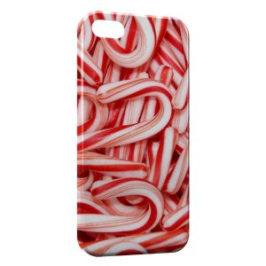 Coque iPhone 6 Plus & 6S Plus Candy Canne sucre d'orge Noel