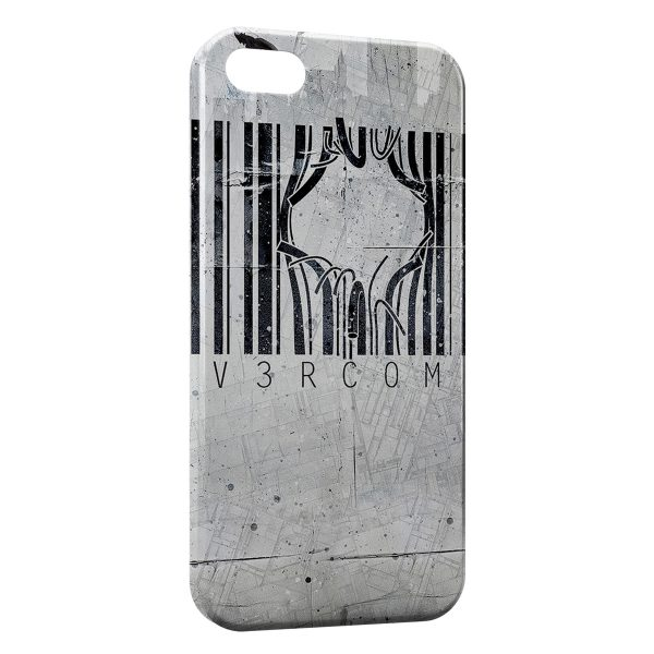 Coque iPhone 6 Plus & 6S Plus Code Barre Street Art