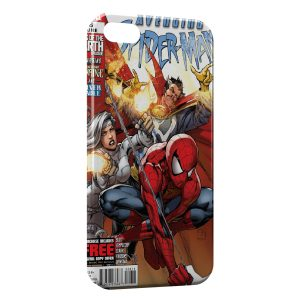 Coque iPhone 6 Plus & 6S Plus Comics Spiderman 2
