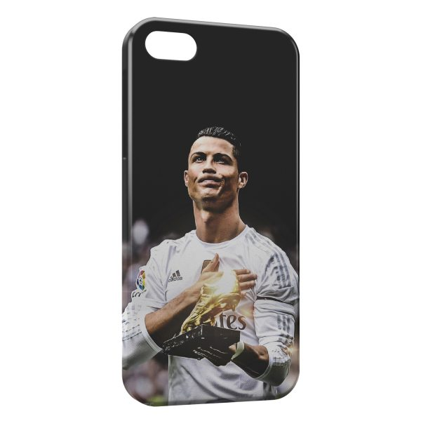 Coque iPhone 6 Plus & 6S Plus Cristiano Ronaldo Football 21