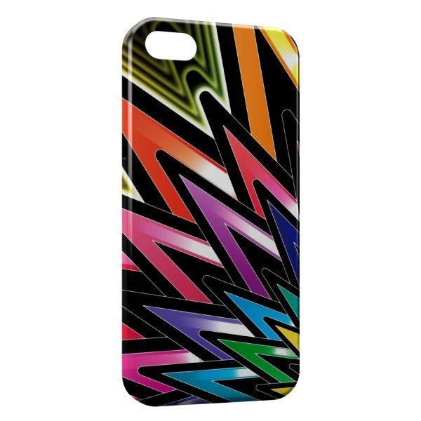 Coque iPhone 6 Plus & 6S Plus Design Stars Etoiles