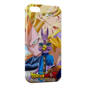 Coque iPhone 6 Plus & 6S Plus Dragon Ball Z Goku & Co