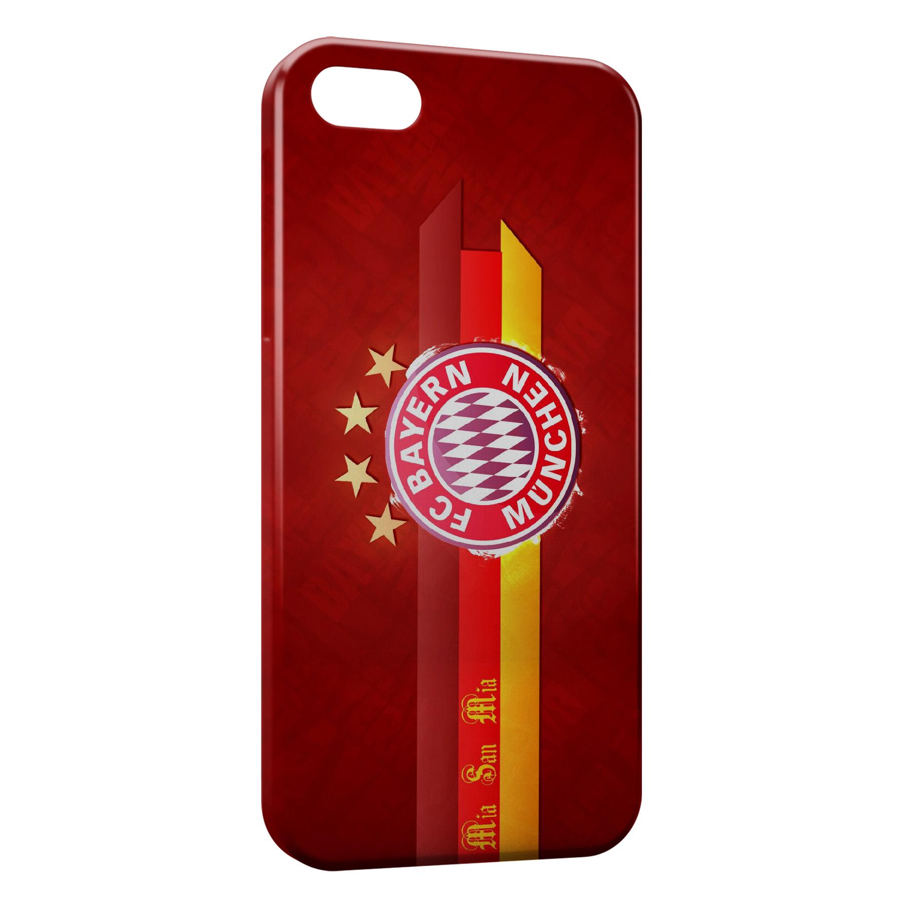Coque iPhone 6 Plus & 6S Plus FC Bayern Munich Football Club 17