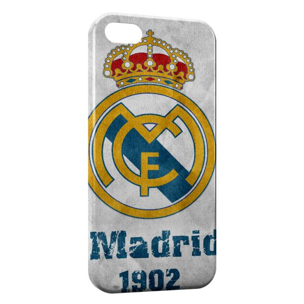 Coque iPhone 6 Plus & 6S Plus Football Real Madrid CF 2