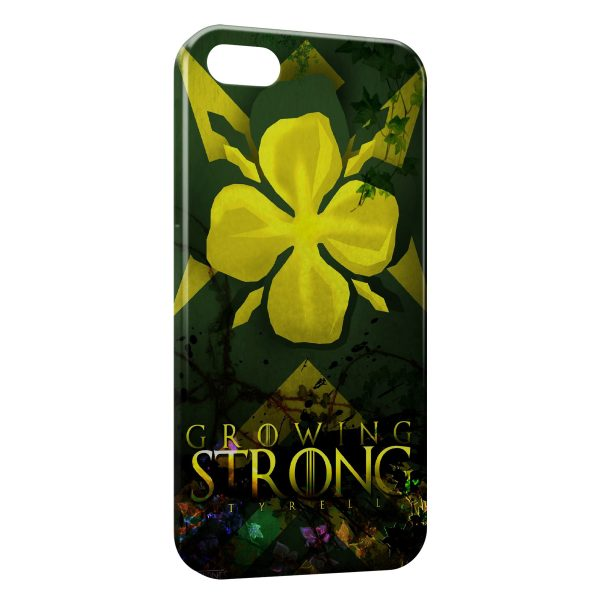 Coque iPhone 6 Plus & 6S Plus Game of Thrones Growing Strong Tyrrell