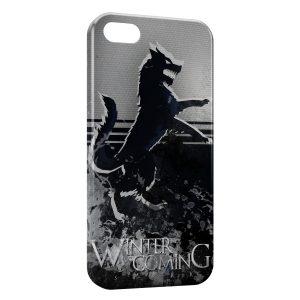 Coque iPhone 6 Plus & 6S Plus Game of Thrones Winter is Coming Stark