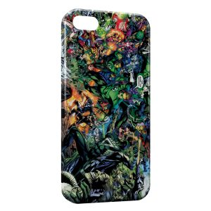 Coque iPhone 6 Plus & 6S Plus Green Lantern 3