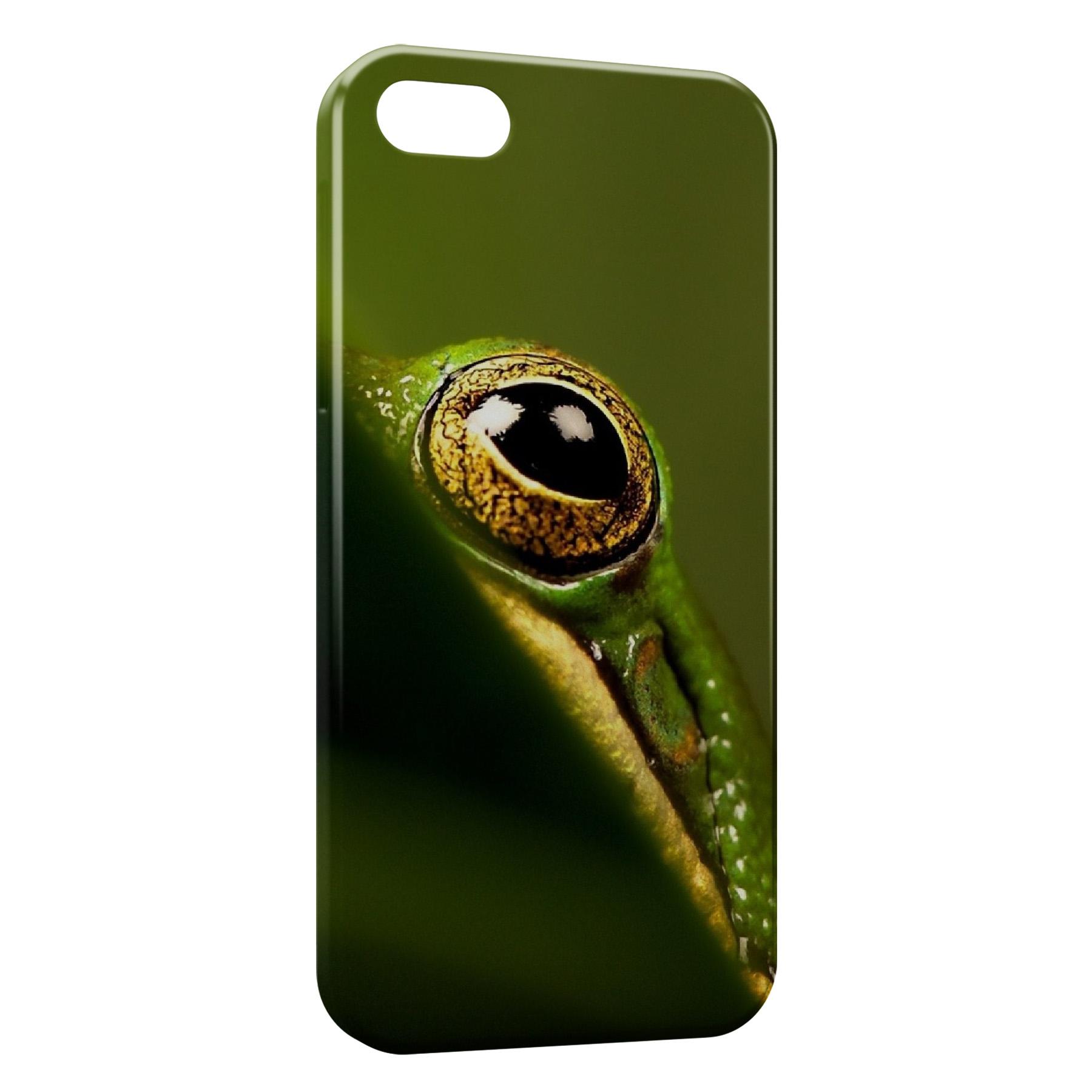 coque iphone 6 plus grenouille