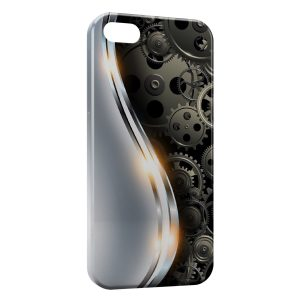 Coque iPhone 6 Plus & 6S Plus Guitar Engrenages