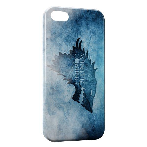 Coque iPhone 6 Plus & 6S Plus House Stark - Game of Thrones