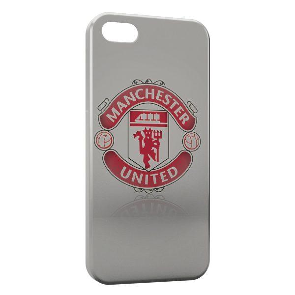 Coque iPhone 6 Plus & 6S Plus Manchester United Football UK 5