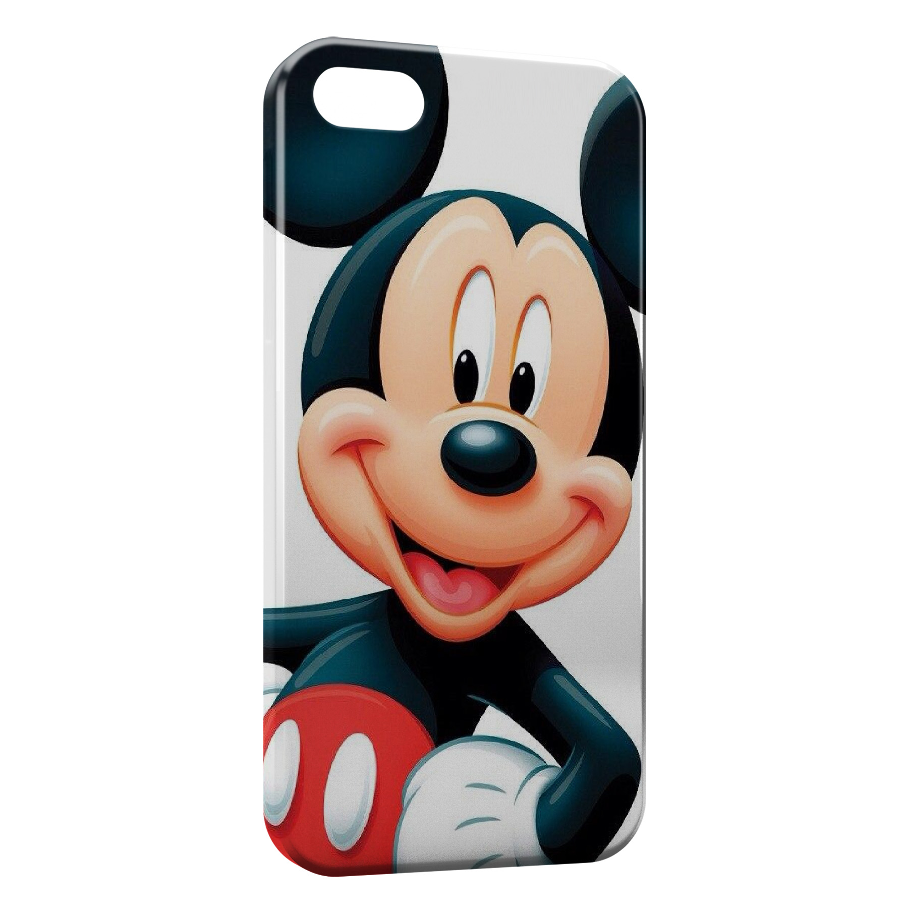 Coque iPhone 6 Plus & 6S Plus Mickey Rouge