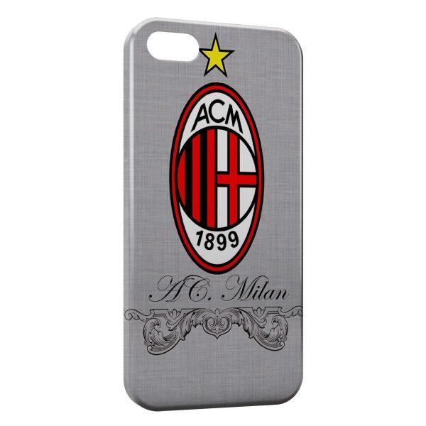 Coque iPhone 6 Plus & 6S Plus Milan AC Football