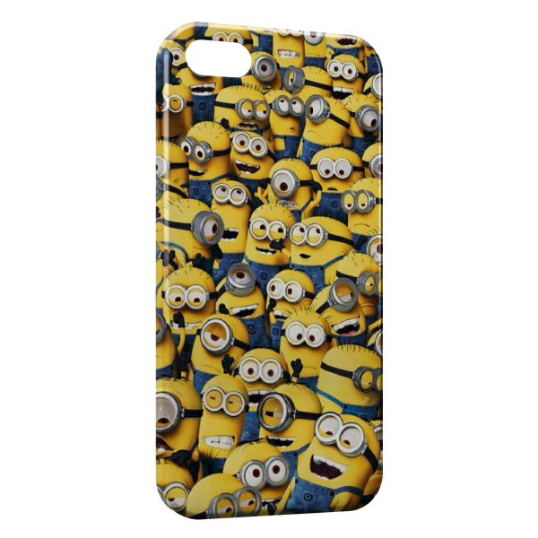 Coque iPhone 6 Plus & 6S Plus Minions 41