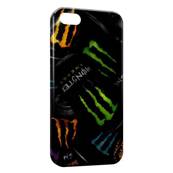 Coque iPhone 6 Plus & 6S Plus Monster Energy 3