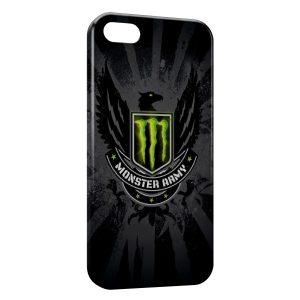Coque iPhone 6 Plus & 6S Plus Monster Energy Black Army