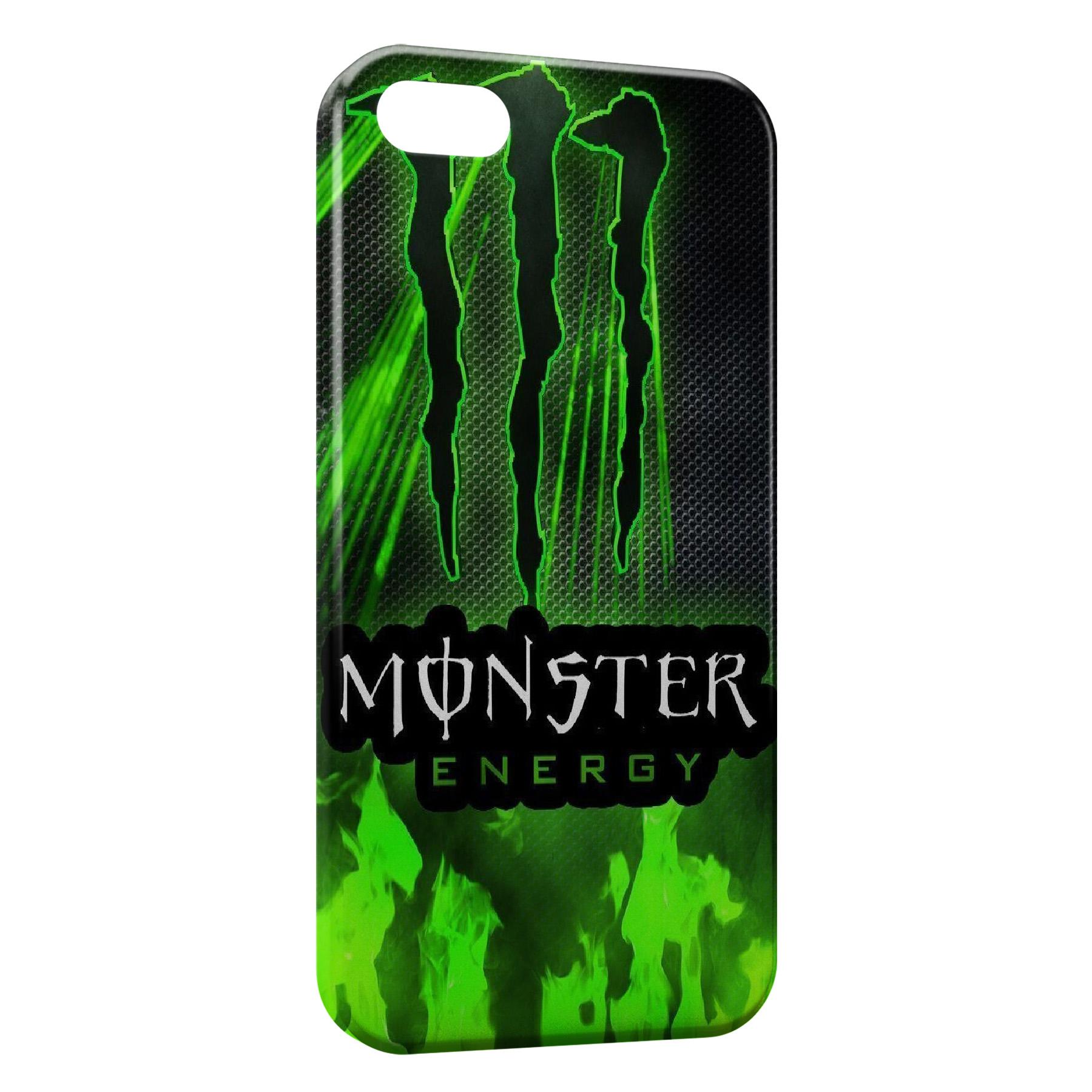 Coque iPhone 6 Plus & 6S Plus Monster Energy Logo 3