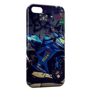 Coque iPhone 6 Plus & 6S Plus Moto Suzuki 2