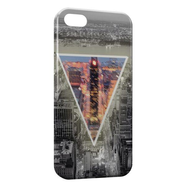 Coque iPhone 6 Plus & 6S Plus New York Pyramide