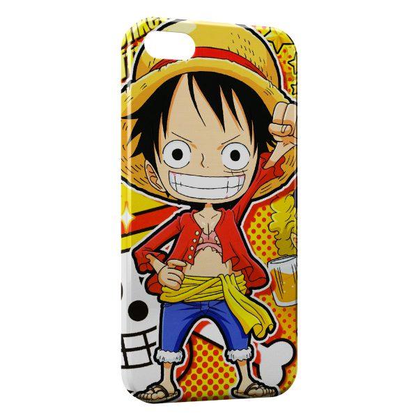 Coque iPhone 6 Plus & 6S Plus One Piece Manga 25