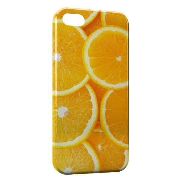 Coque iPhone 6 Plus & 6S Plus Oranges