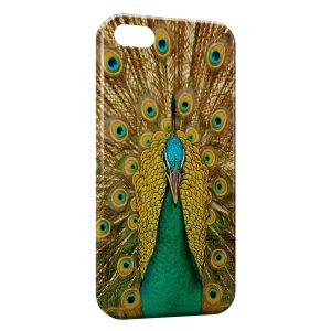 Coque iPhone 6 Plus & 6S Plus Paon