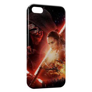 Coque iPhone 6 Plus & 6S Plus R2D2 Star Wars Robot 3